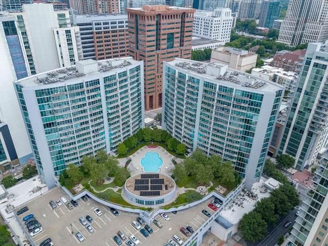 44 Peachtree Place NW #528, Atlanta, GA 30309 (MLS #6743503) :: Tonda Booker Real Estate Sales