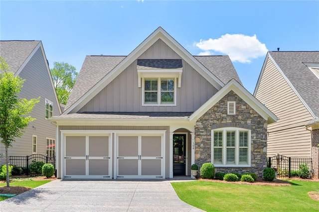 108 Foxtail Road, Woodstock, GA 30188 (MLS #6743512) :: North Atlanta Home Team