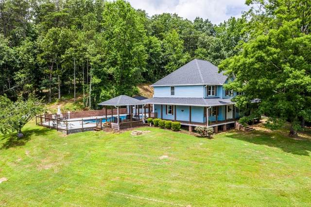 232 Reeves Station Road SW, Calhoun, GA 30701 (MLS #6743521) :: North Atlanta Home Team
