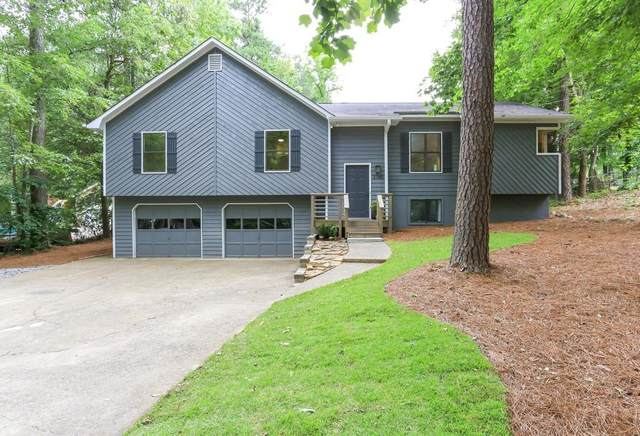 3740 Stonewall Drive NW, Kennesaw, GA 30152 (MLS #6743533) :: Path & Post Real Estate