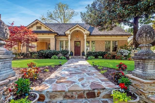 1590 N Morningside Drive NE, Atlanta, GA 30306 (MLS #6743536) :: RE/MAX Prestige