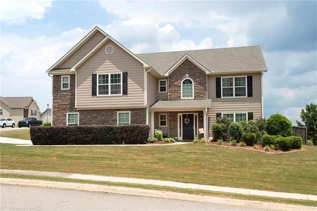 810 Myles Circle, Jefferson, GA 30549 (MLS #6743541) :: Rich Spaulding