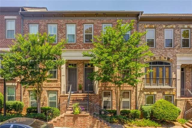 2453 Crescent Park Court #1175, Atlanta, GA 30339 (MLS #6743633) :: Vicki Dyer Real Estate