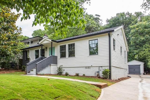 474 Lytle Avenue SE, Atlanta, GA 30316 (MLS #6743644) :: The Heyl Group at Keller Williams