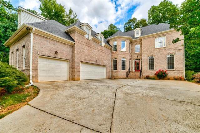 14025 Old Course Drive, Roswell, GA 30075 (MLS #6743657) :: North Atlanta Home Team