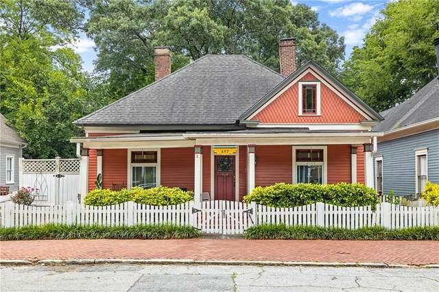 457 Bryan Street SE, Atlanta, GA 30312 (MLS #6743661) :: The Heyl Group at Keller Williams