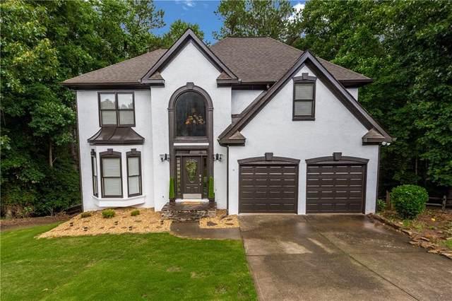 702 Overlook Point, Woodstock, GA 30189 (MLS #6743664) :: North Atlanta Home Team