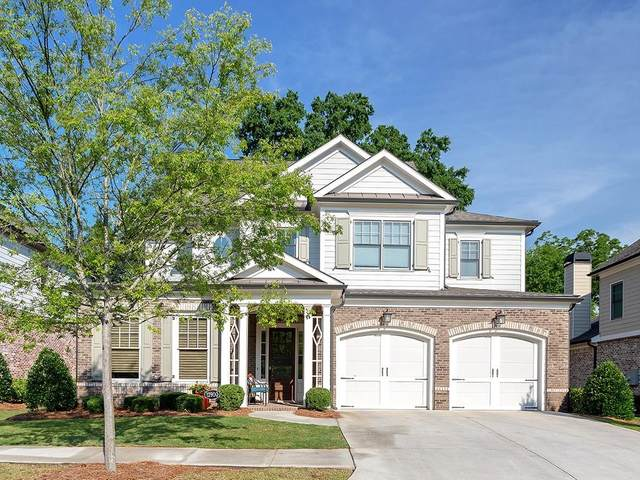 12900 Cogburn Overlook, Alpharetta, GA 30004 (MLS #6743685) :: North Atlanta Home Team