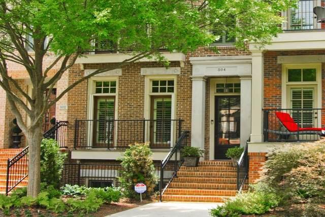 504 Riverlawn Court, Atlanta, GA 30339 (MLS #6743689) :: Kennesaw Life Real Estate