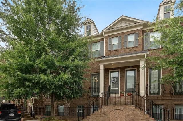 202 Alderwood Point, Atlanta, GA 30328 (MLS #6743767) :: RE/MAX Paramount Properties