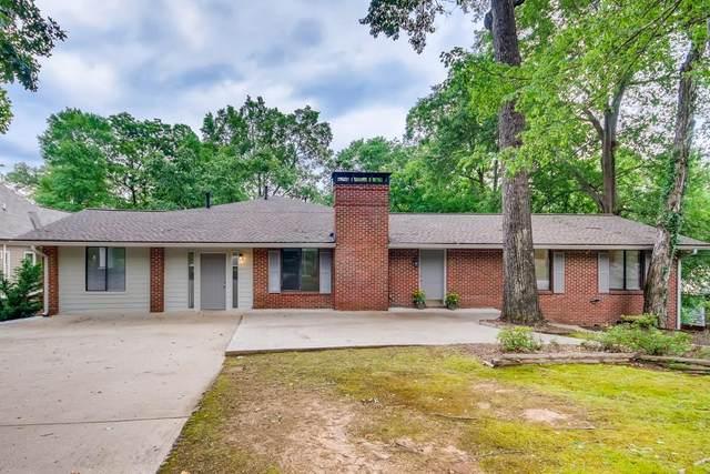 352 Wingo Street, Norcross, GA 30071 (MLS #6743769) :: The Heyl Group at Keller Williams