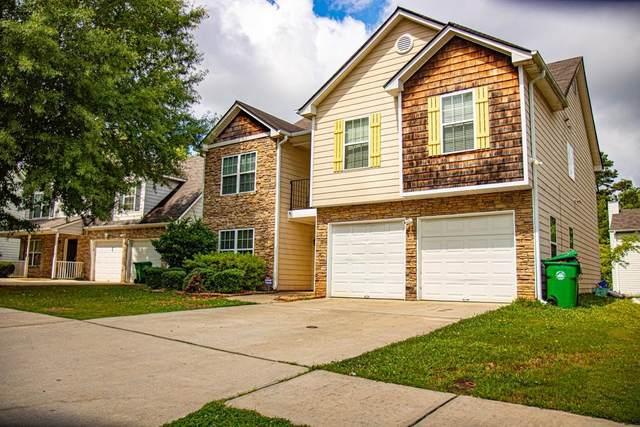 4190 Grant Forest Circle, Ellenwood, GA 30294 (MLS #6743779) :: RE/MAX Prestige