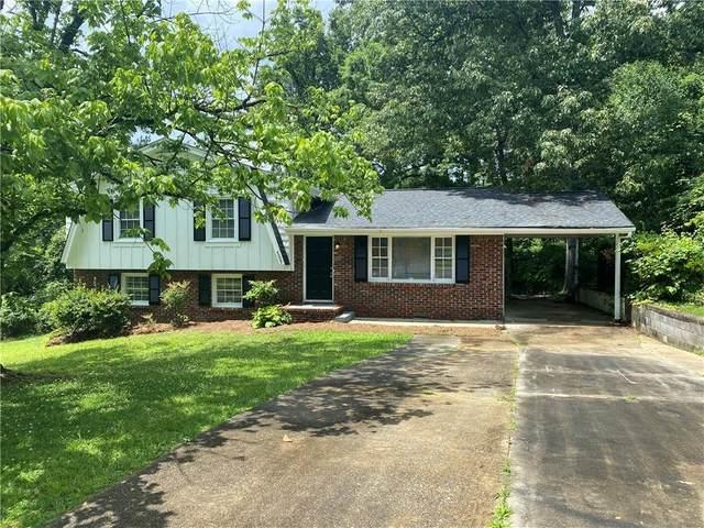 4009 Rockknoll Court, Conley, GA 30288 (MLS #6743831) :: North Atlanta Home Team