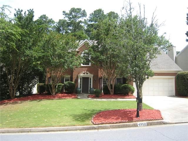 4950 Cinnabar Drive, Alpharetta, GA 30022 (MLS #6743877) :: North Atlanta Home Team