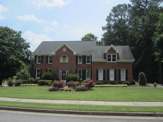 820 Weeping Willow Drive NW, Powder Springs, GA 30127 (MLS #6743882) :: Kennesaw Life Real Estate