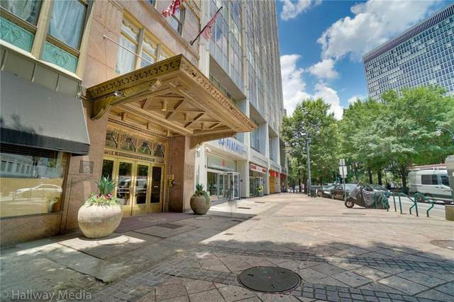 32 Peachtree Street NW #401, Atlanta, GA 30303 (MLS #6743890) :: The Heyl Group at Keller Williams