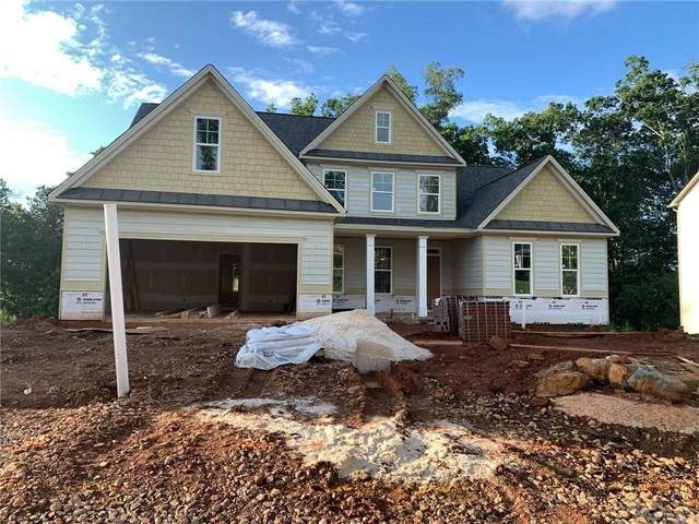 297 Willow Pointe Drive, Dallas, GA 30157 (MLS #6743898) :: The Heyl Group at Keller Williams