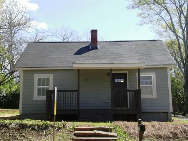 2207 Emory Street NW, Covington, GA 30014 (MLS #6743901) :: North Atlanta Home Team