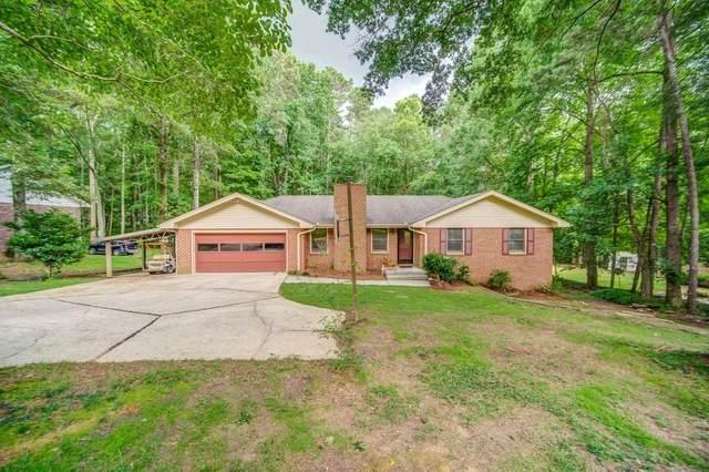 190 Ridge Road, Tyrone, GA 30290 (MLS #6743926) :: Path & Post Real Estate