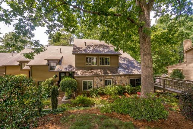 4172 Dyouville Trace #4172, Brookhaven, GA 30341 (MLS #6743927) :: North Atlanta Home Team