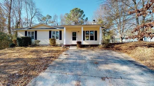 480 Dixie Lee Lane, Stone Mountain, GA 30083 (MLS #6743935) :: The Zac Team @ RE/MAX Metro Atlanta