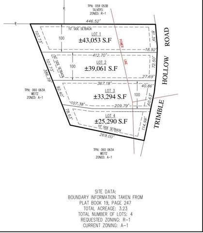 429 Trimble Hollow Lot 3 SE, Adairsville, GA 30103 (MLS #6743936) :: North Atlanta Home Team