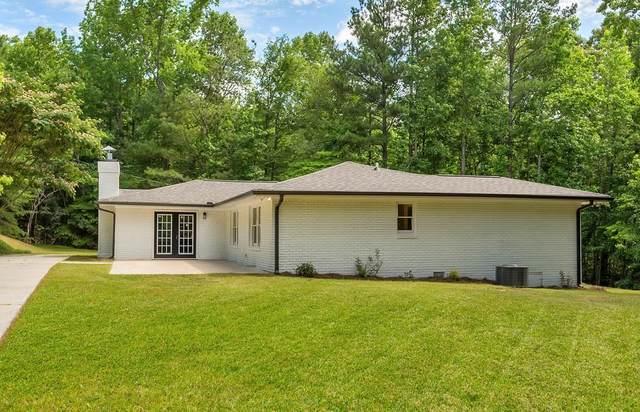 74 Robinhood Drive, Rockmart, GA 30153 (MLS #6743952) :: North Atlanta Home Team