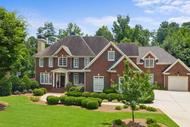 599 S Keeler Woods Drive, Marietta, GA 30064 (MLS #6743959) :: North Atlanta Home Team