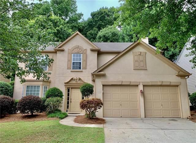 2555 Haddenham Lane SW, Smyrna, GA 30082 (MLS #6743960) :: Kennesaw Life Real Estate