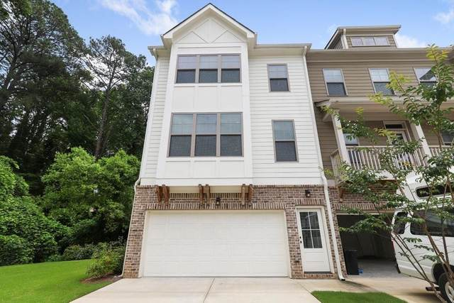 2416 Misty Hollow Place, College Park, GA 30337 (MLS #6743967) :: Good Living Real Estate