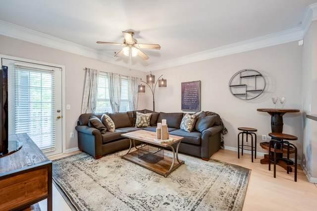 2700 Pine Tree Road #2216, Atlanta, GA 30324 (MLS #6744010) :: Tonda Booker Real Estate Sales
