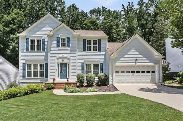 6655 Maid Marion Close, Alpharetta, GA 30005 (MLS #6744015) :: Path & Post Real Estate