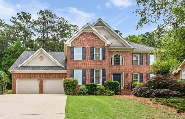 1366 Winborn Circle NW, Kennesaw, GA 30152 (MLS #6744030) :: Kennesaw Life Real Estate