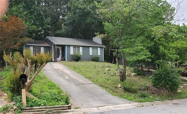 1496 Silver Lake Drive, Norcross, GA 30093 (MLS #6744033) :: The Hinsons - Mike Hinson & Harriet Hinson