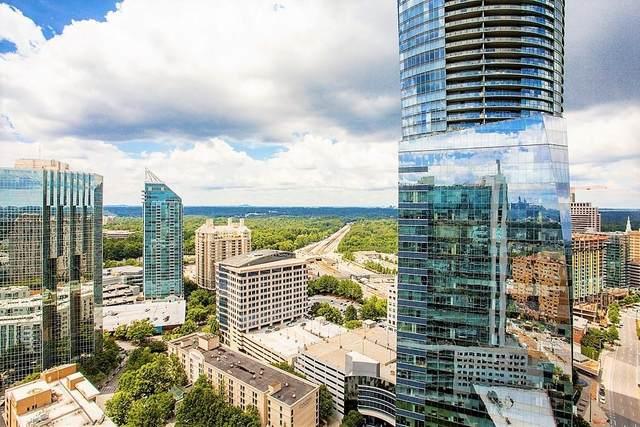 3324 Peachtree Road NE #2805, Atlanta, GA 30326 (MLS #6744057) :: The Zac Team @ RE/MAX Metro Atlanta