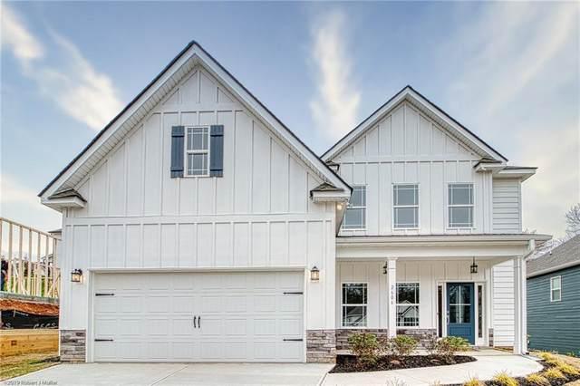 2613 Chase Ridge, Kennesaw, GA 30144 (MLS #6744078) :: Kennesaw Life Real Estate