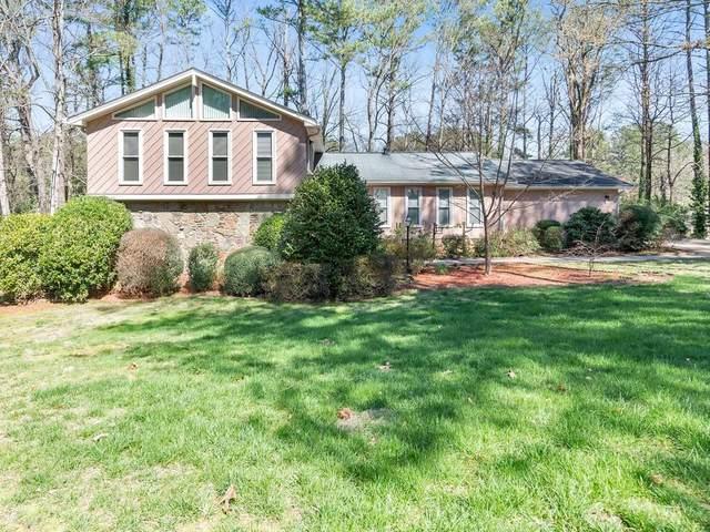 1190 Saint Andrews Circle, Atlanta, GA 30338 (MLS #6744089) :: North Atlanta Home Team