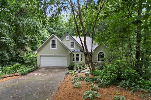 220 Moss Stone Way, Roswell, GA 30075 (MLS #6744093) :: The Heyl Group at Keller Williams