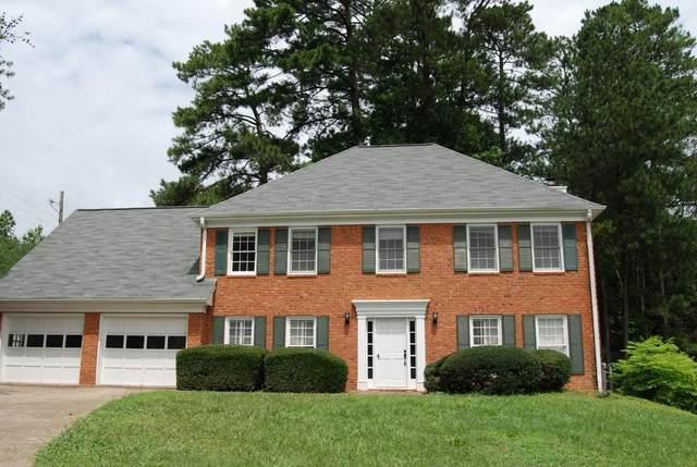 701 Mill Pond Boulevard, Marietta, GA 30068 (MLS #6744095) :: Path & Post Real Estate