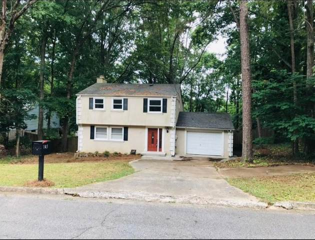 145 Wynnmeade Parkway, Peachtree City, GA 30269 (MLS #6744098) :: Path & Post Real Estate