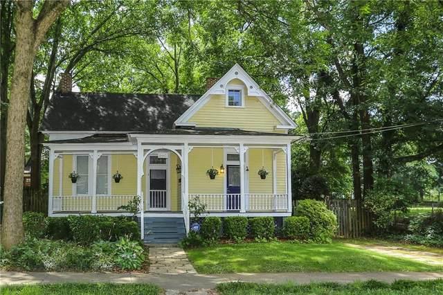 1447 Iverson Street NE, Atlanta, GA 30307 (MLS #6744108) :: MyKB Homes