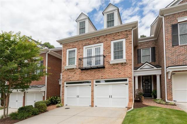 11850 Dancliff Trace, Alpharetta, GA 30009 (MLS #6744109) :: Path & Post Real Estate