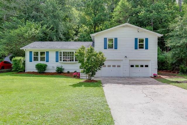 3090 Karen Lane, Marietta, GA 30062 (MLS #6744114) :: The Heyl Group at Keller Williams