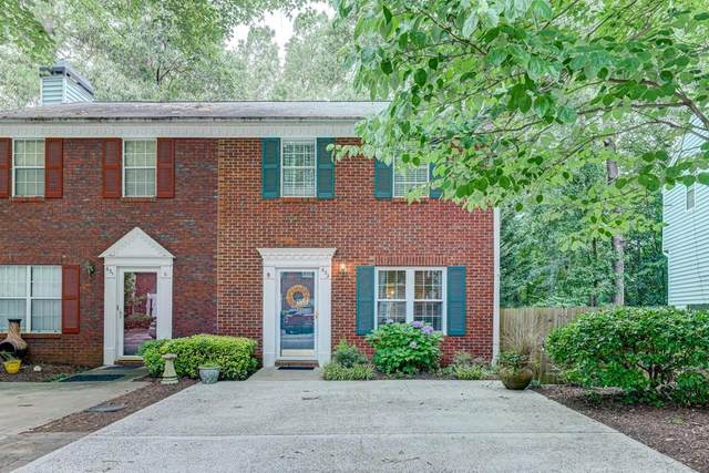 633 Anderson Walk, Marietta, GA 30062 (MLS #6744133) :: The Heyl Group at Keller Williams