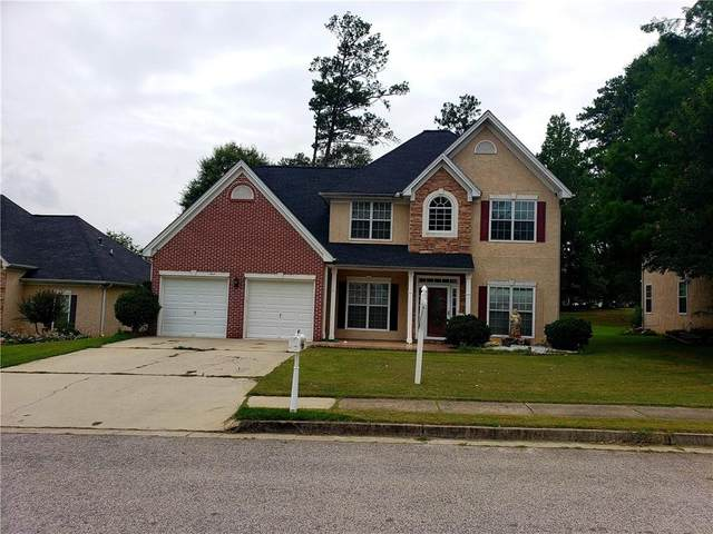 1781 Central Park Loop, Morrow, GA 30260 (MLS #6744159) :: The Zac Team @ RE/MAX Metro Atlanta