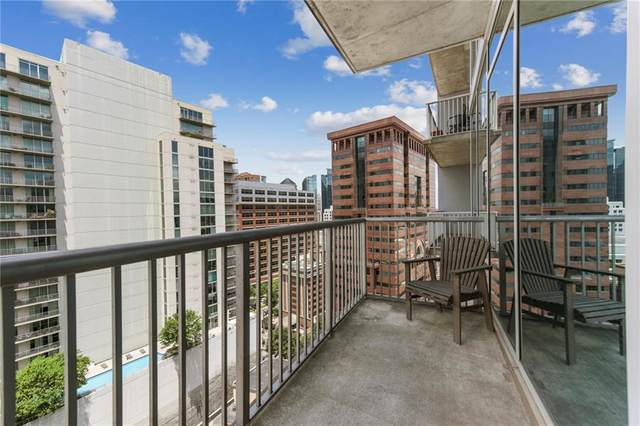 44 Peachtree Place NW #1826, Atlanta, GA 30309 (MLS #6744186) :: The Heyl Group at Keller Williams