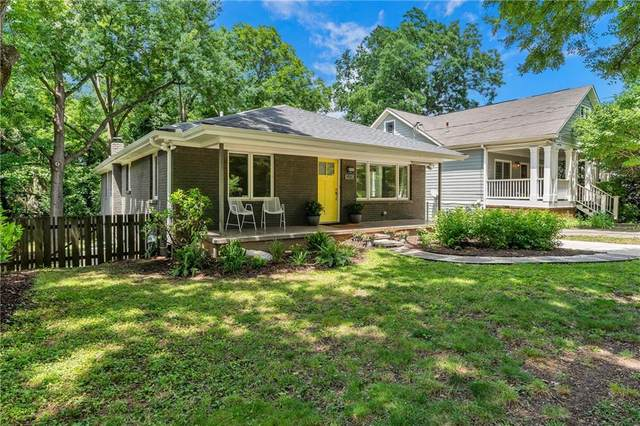 1480 Glenwood Avenue SE, Atlanta, GA 30316 (MLS #6744221) :: The Zac Team @ RE/MAX Metro Atlanta