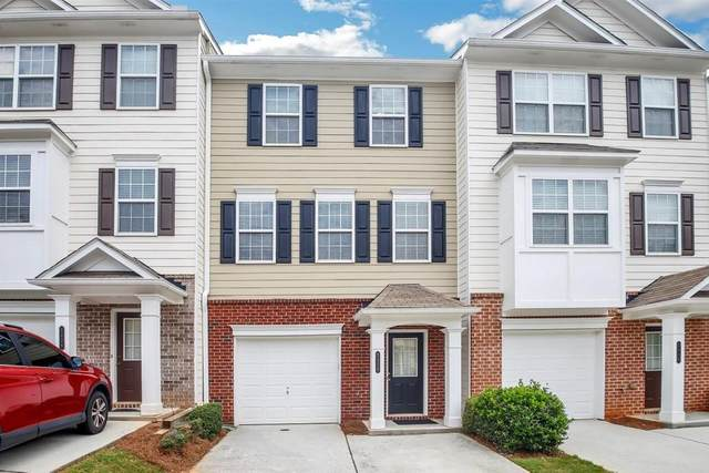 2428 Ivey Crest Circle, Tucker, GA 30084 (MLS #6744223) :: The Heyl Group at Keller Williams