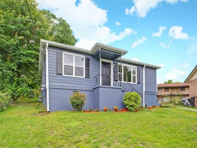 284 Morris Brown Avenue NW, Atlanta, GA 30314 (MLS #6744233) :: Good Living Real Estate