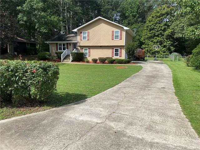 2347 Autumn Drive, Snellville, GA 30078 (MLS #6744236) :: The Heyl Group at Keller Williams